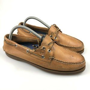 Sperry Womens Original 2-Eye 9155240 Boat Size 11
